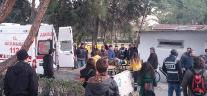 Ege Üniversitesi'nde gerginlik sürüyor; 7 kişi gözaltında