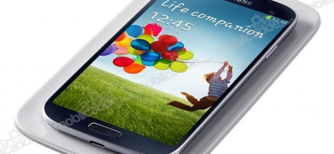 Galaxy S6'ya kablosuz şarj özelliği