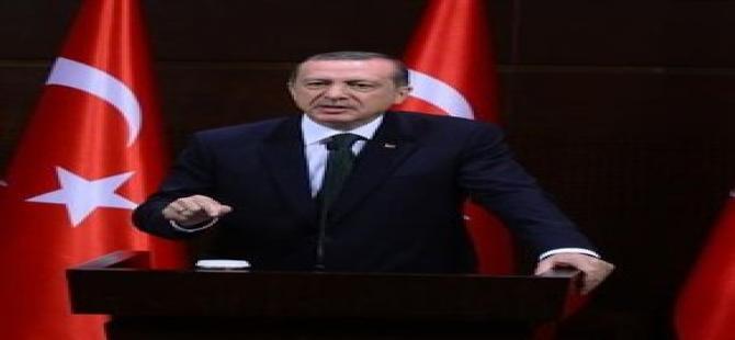 Cumhurbaşkanı Erdoğan'dan 'Şah Fırat' açıklaması