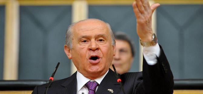 MHP lideri Devlet Bahçeli'den operasyon açıklaması