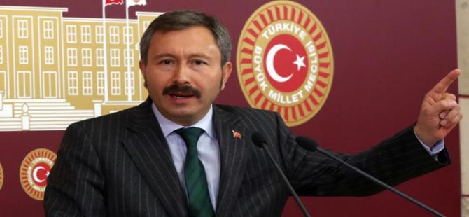 DGP İstanbul İl Başkanı istifa etti