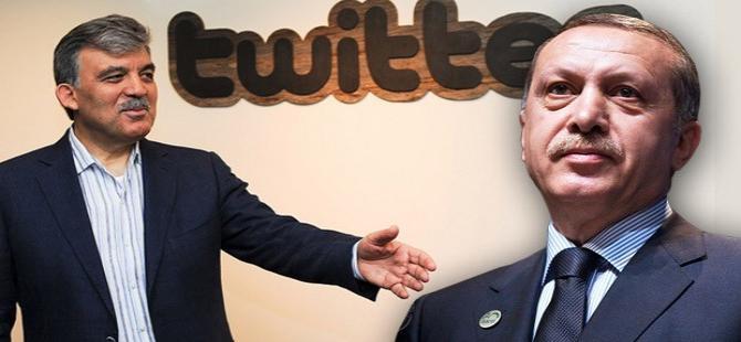 Abdullah Gül sosyal medyada Erdoğan'ı solladı