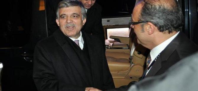 Abdullah Gül'ün babası hastaneye kaldırıldı
