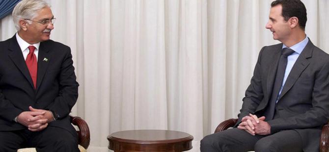 Fransa Esad ile temasta!