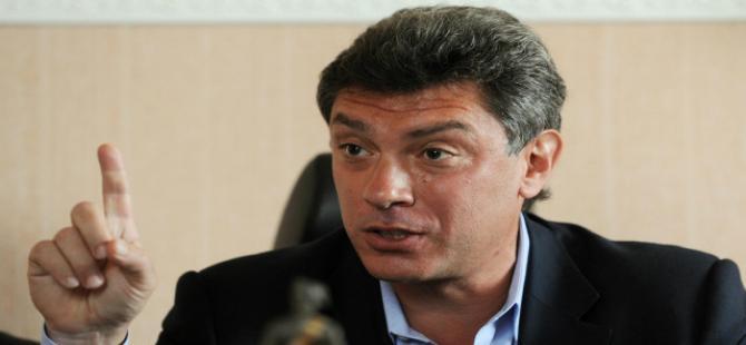 Rusya'da muhalif politikacı vurularak öldürüldü