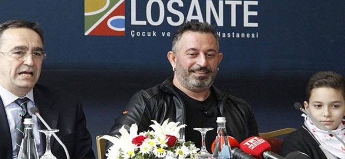 Müezzinoğlu'ndan LÖSEV hastanesi açıklaması