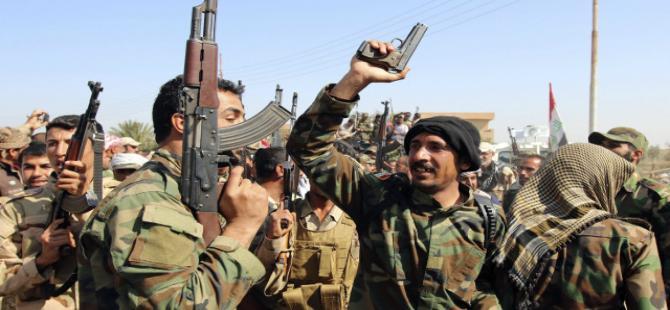 IŞİD'e karşı Tikrit operasyonu başladı
