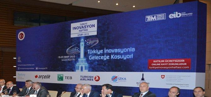 'Türkiye İnovasyon Haftası' başlıyor