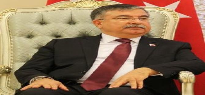Savunma Bakanı Yılmaz'dan Irak açıklaması