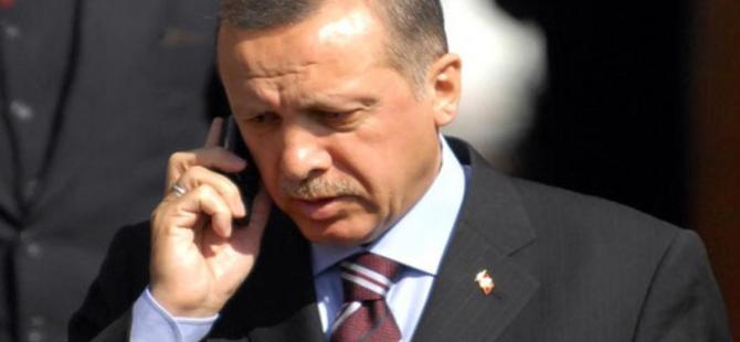 Cumhurbaşkanı Erdoğan Orgeneral Özel'i aradı