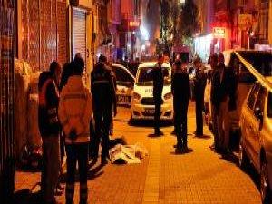Tacik muhalif İstanbul'da öldürüldü