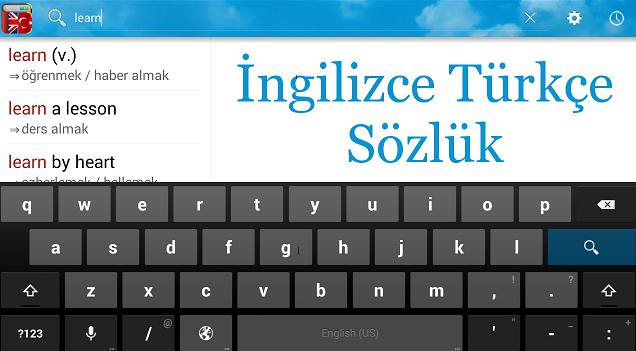 İngilizce bankası ile İngilizce Türkçe Çeviri