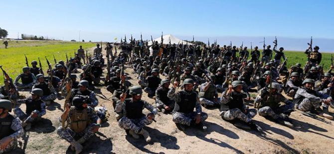 Irak'ta IŞİD'e iki büyük darbe!