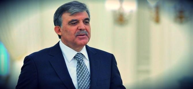 Abdullah Gül'ün iki şartı var