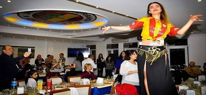 Galatasaraylıları ve kadınları kızdıran fotoğraf!