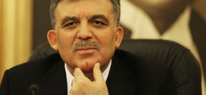 Abdullah Gül, Davutoğlu'na cevap verdi
