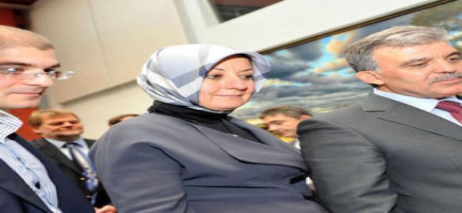 Abdullah Gül'ün gelini!