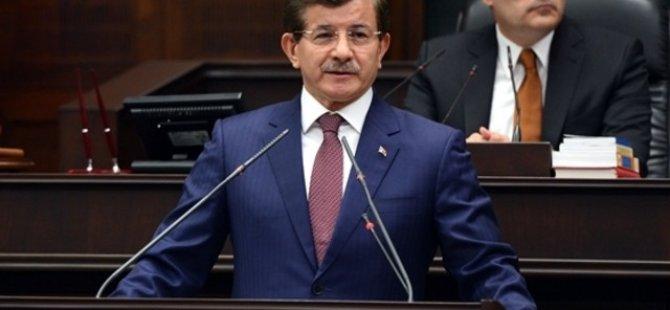 Davutoğlu 'grup toplantısını' iptal etti