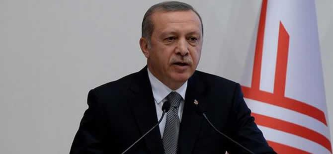 Erdoğan'dan YÖK'te PKK'ya çağrı!