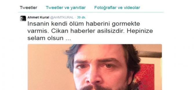 Ahmet Kural'ı öldürdüler!