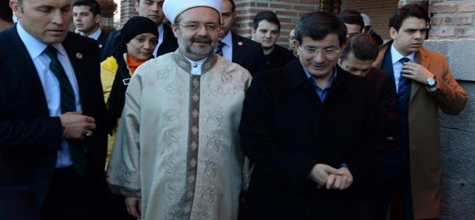 """Davutoğlu: """"Abdullah Gül'e her zaman AK Parti'nin kapıları açıktır"""""""
