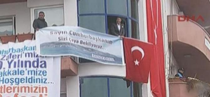 Erdoğan'ı çaya çağırdılar
