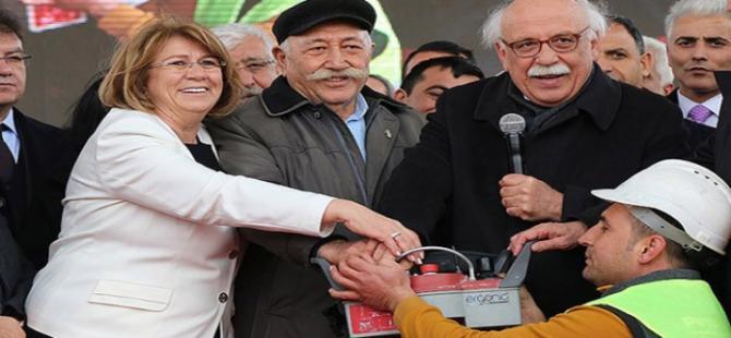 Özel Statülü Hacı Bektaş Veli Anadolu Lisesi'nin temeli atıldı