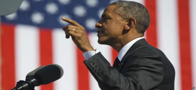 Ferguson'da saldırı, istifa ve Obama!