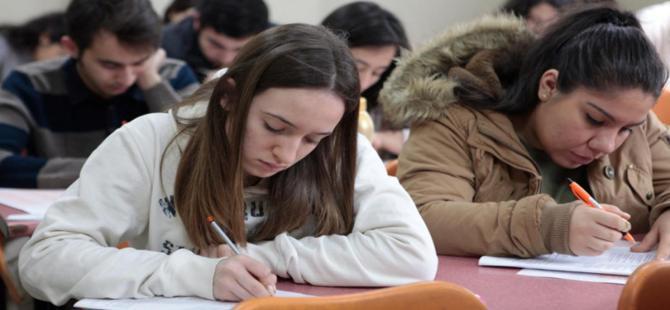 Yükseköğretime Geçiş Sınavı (YGS) bugün gerçekleştiriliyor