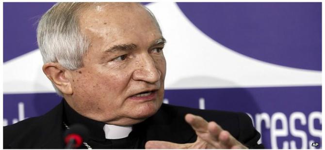 Vatikan: IŞİD'e karşı güç kullanılabilir