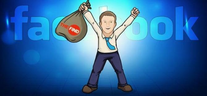 Facebook, TheFind'ı satın aldı