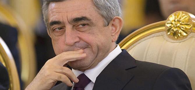 Sarkisyan: Türkiye ile uzlaşma kapılarını kapatmadık