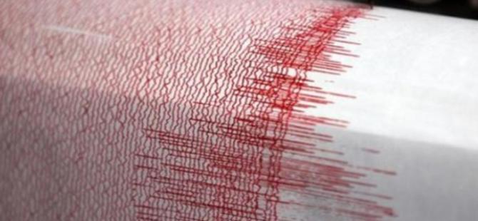 Balıkesir'de 3,7 büyüklüğünde deprem