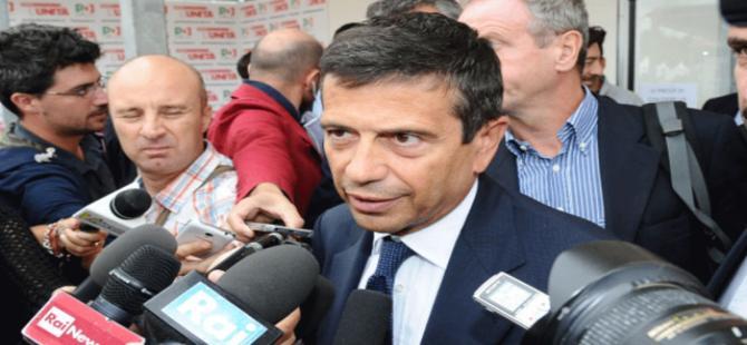 İtalya'da oğluna Rolex alınan bakan istifa etti