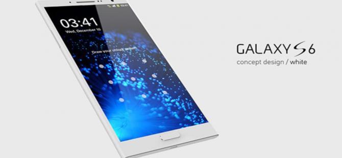 Samsung Galaxy S6'nın fiyatı Şok Etti!