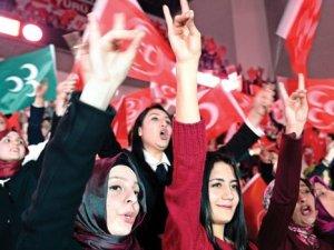 MHP Genel Başkanı Devlet Bahçeli, kurultayda uyardı