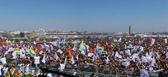 İstanbul'da Nevruz kutlanıyor
