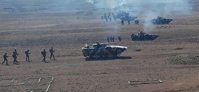 Ermeni asker silahını bırakıp Azerbaycan'a teslim oldu