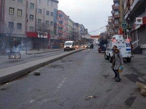 İstanbul, Gazi Mahallesi'nde Helikopter Destekli Operasyon