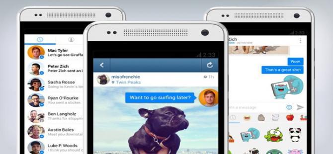 Facebook Messenger için değişim vakti geldi