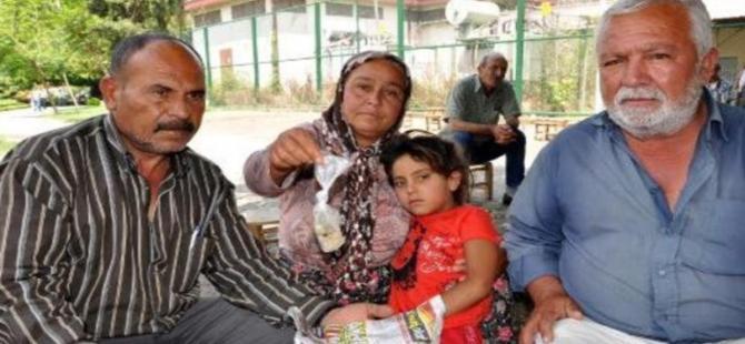 Adana'da boğazında bez unutulan çocuğa 50 bin tazminat