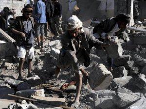 Suudi Arabistan Yemen'e askeri operasyon başlattı