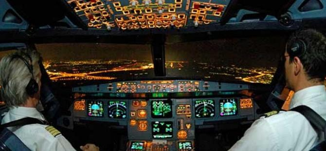 """Almanya'da """"iki pilot"""" kuralı geliyor"""