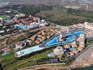 Antalya'nın en pahalı oteli icradan satışta