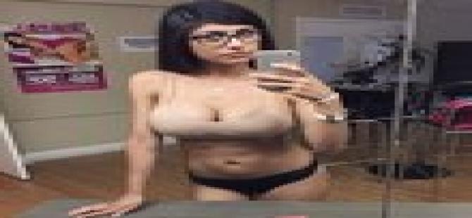 Lübnanlı porno yıldızı özür diledi