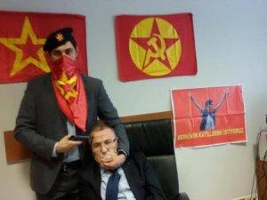 Savcı Mehmet Selim Kiraz rehin alındı