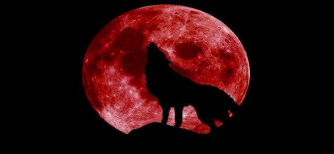 Kanlı Ay Tutulması Olacak
