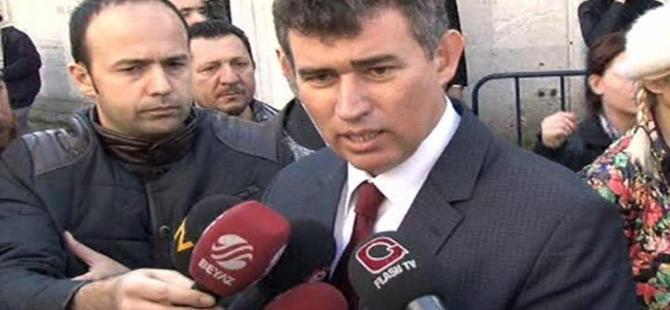 Metin Feyzioğlu: Adliyeye kimsenin silah getirmemesi gerekir