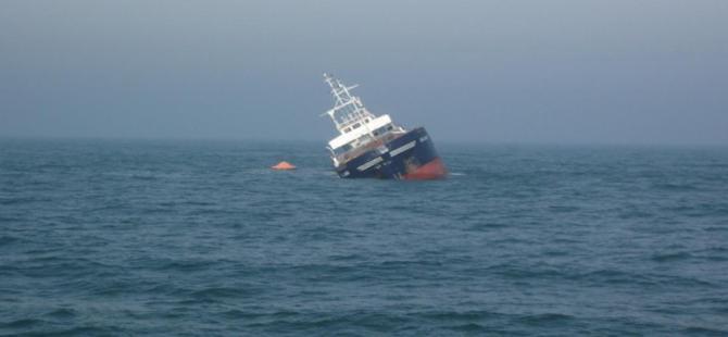 Rusya'da gemi battı 53 kişi öldü