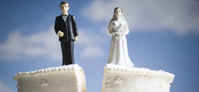 2014'te 130 bin çift boşandı